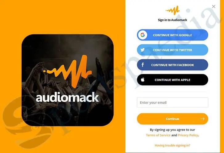 Audiomack Login - Access your Audiomack Account | Log In Audiomack