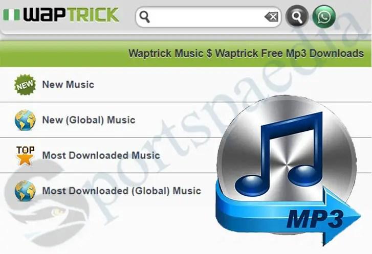 Waptrick Mp3 Download - www.waptrickmusic.com Music & Songs Downloads