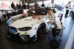 Daytona (USA), 6th January 2019. Roar before the Daytona 24 Hours, Daytona International Speedway, test, BMW M8 GTE #24, Alessandro Zanardi (ITA) BMW works driver.