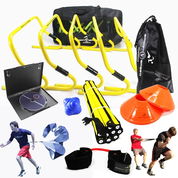 Speed, Agility and Quickness Training Kit