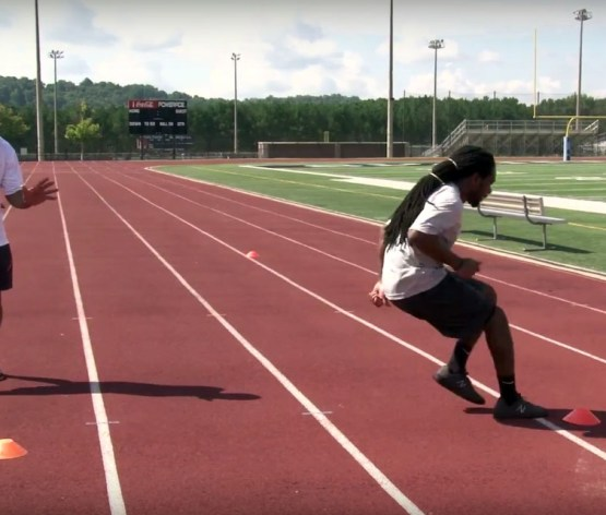 Agility Cone Drills for Speed and Quickness Training