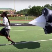 Resistance Speed Chute for All Sports – Speed and Quickness
