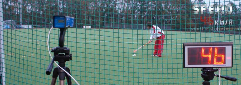 Hockey and speed detectors