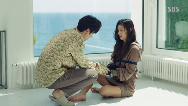 Image result for 푸른 바다의 전설
