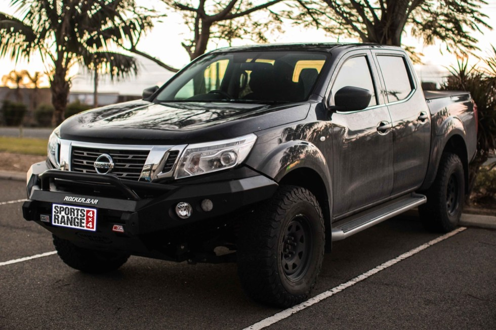 Bull Bars Perth | Sports Range 4x4