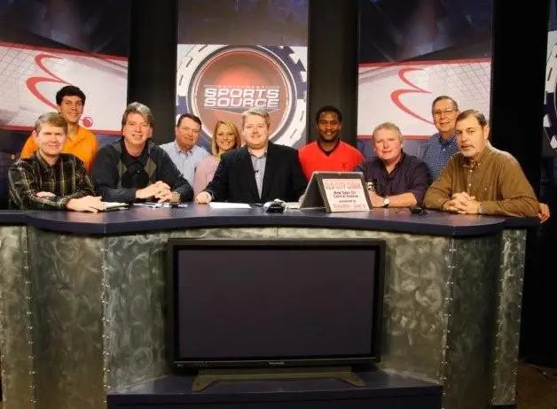 6 The Sports Source crew circa 2009