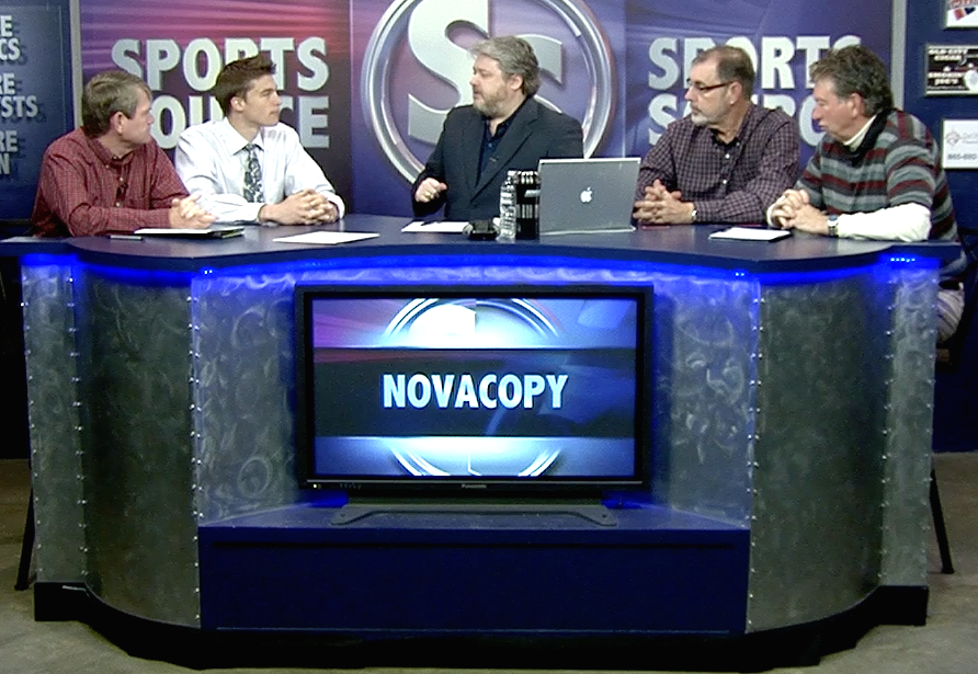 9 The Sports Source set circa 2011-2014