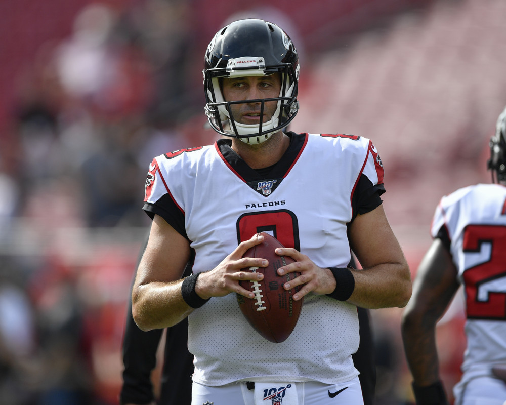Falcons Free Agency Deep Dive The Backup Quarterback Market The Falcoholic