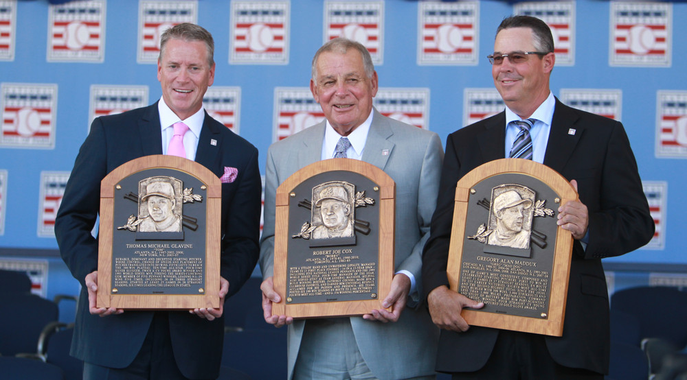 Tom Glavine and Greg Maddux taught us about first impressions