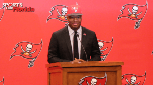 Bucs NFL draft press conference Jameis Winston