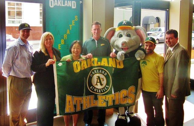 Oakland As Spirit Week_Group Photo 2013