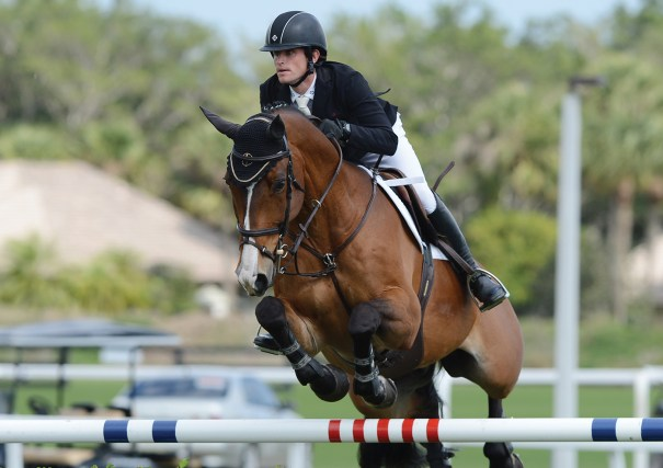 Palm Beach County, Florida, is home to numerous equine events, including the FTI Consulting Winter Equestrian Festival at the Palm Beach International Equestrian Center. Image from Larry Marano/Getty Images