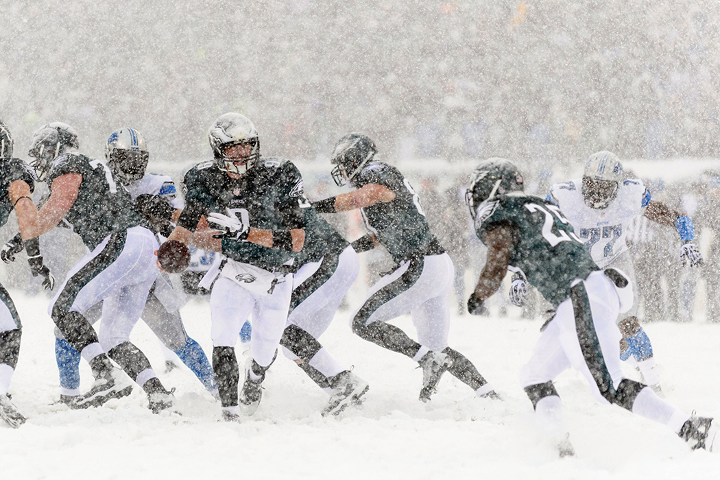 Cold and snowy elements could be a factor at Super Bowl XLVIII