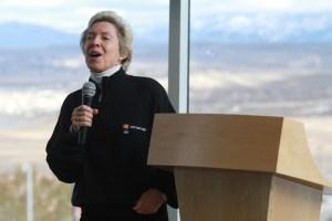 Corradini presenting at TEAMS '13