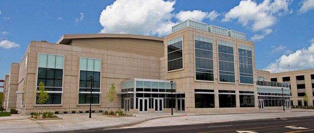 Bradley Renaissance Coliseum