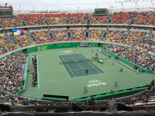 Tennis featuring Serena Williams.