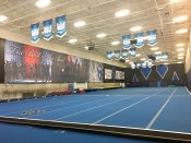 The 144,000-square-foot Fieldhouse USA can host a range of competitions including Cheer Athletics.