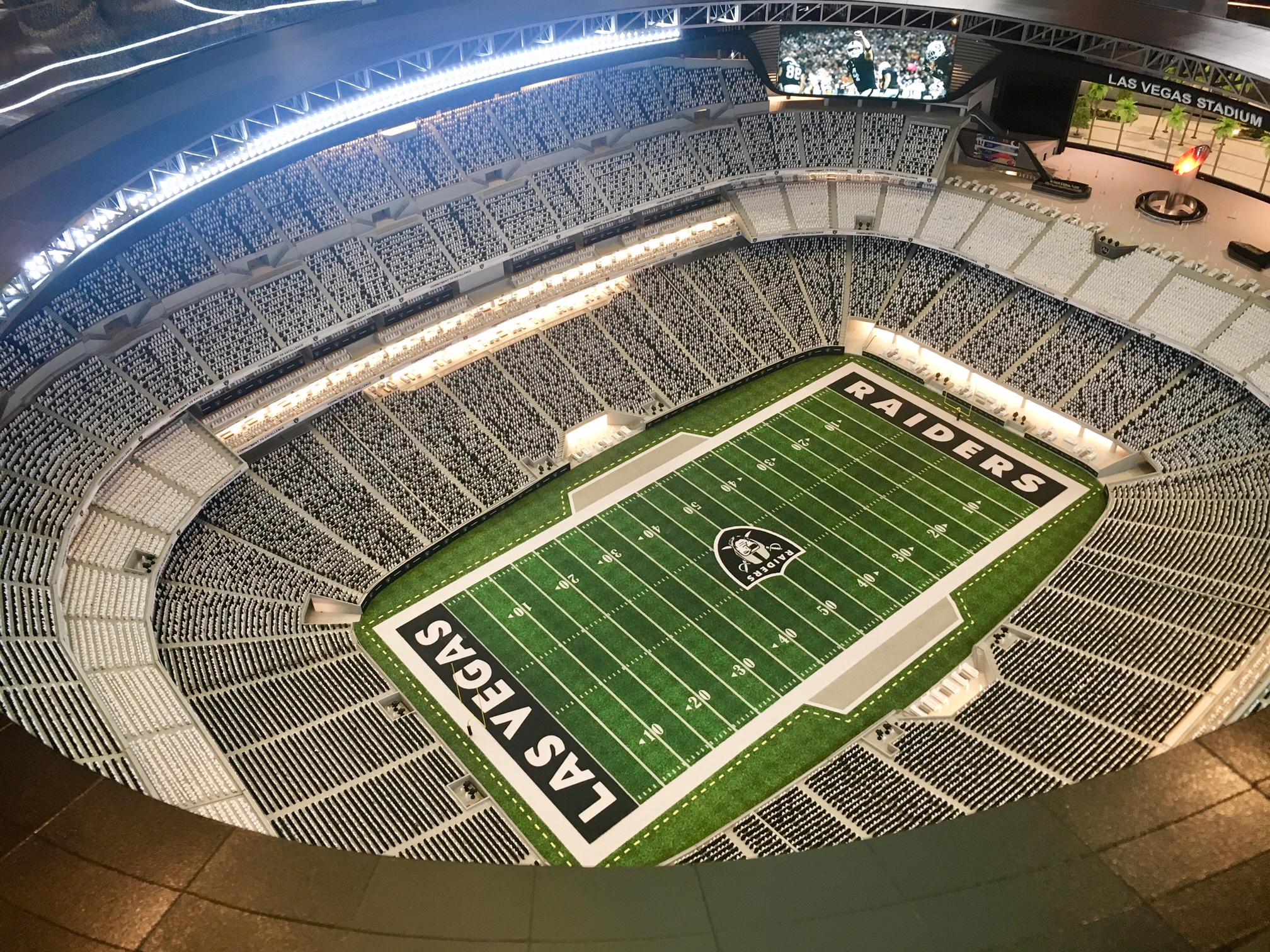 Aeg Named Operator Of Raiders Stadium In Las Vegas Sportstravel