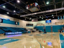 HTC Center at Coastal Carolina University is gearing up to host the inaugural Myrtle Beach Invitational, an early-season college basketball tournament operated by ESPN Events.
