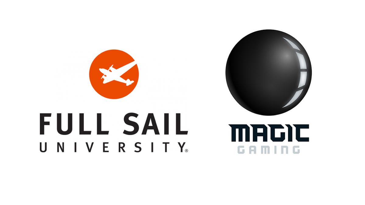 Full Sail Magic Gaming logo