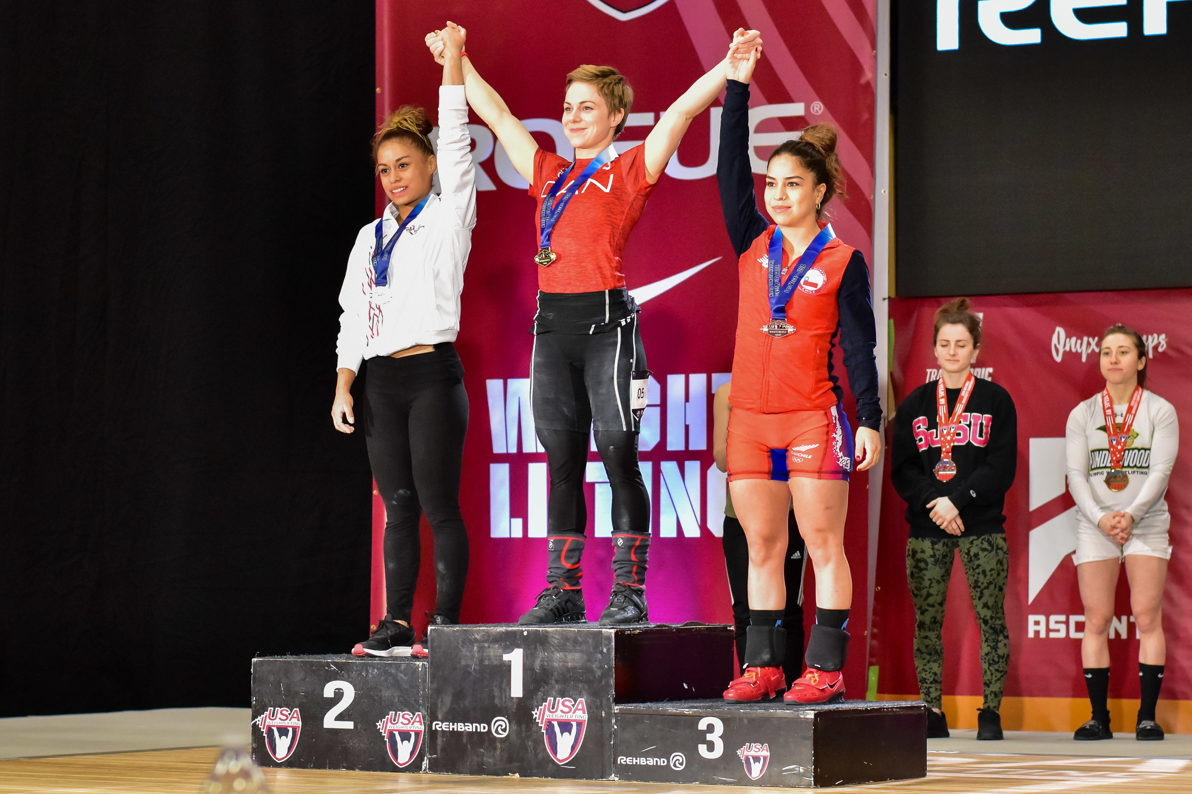 USA Weightlifting college nationals