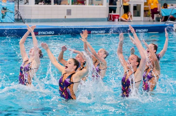 USA Synchro Rebrands to USA Artistic Swimming