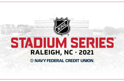 Raleigh to Host 2021 Outdoor NHL Game