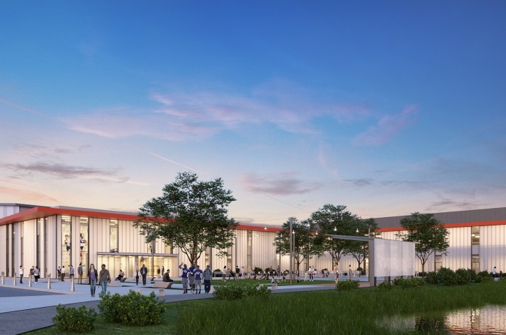 Virginia Beach Sports Center Ready for Business in Fall 2020
