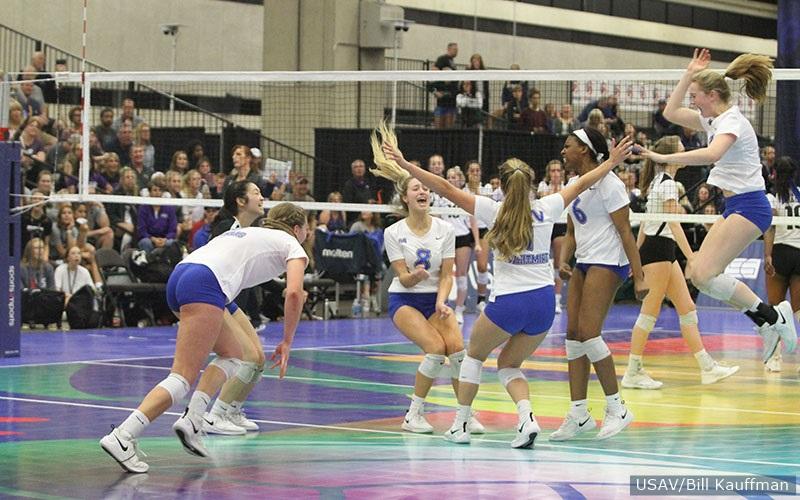 Columbus Kansas City To Host 2021 Usa Volleyball Junior Nationals Sportstravel