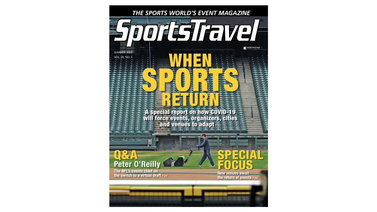 SportsTravel Summer 2020 Issue
