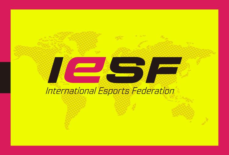 IESF logo
