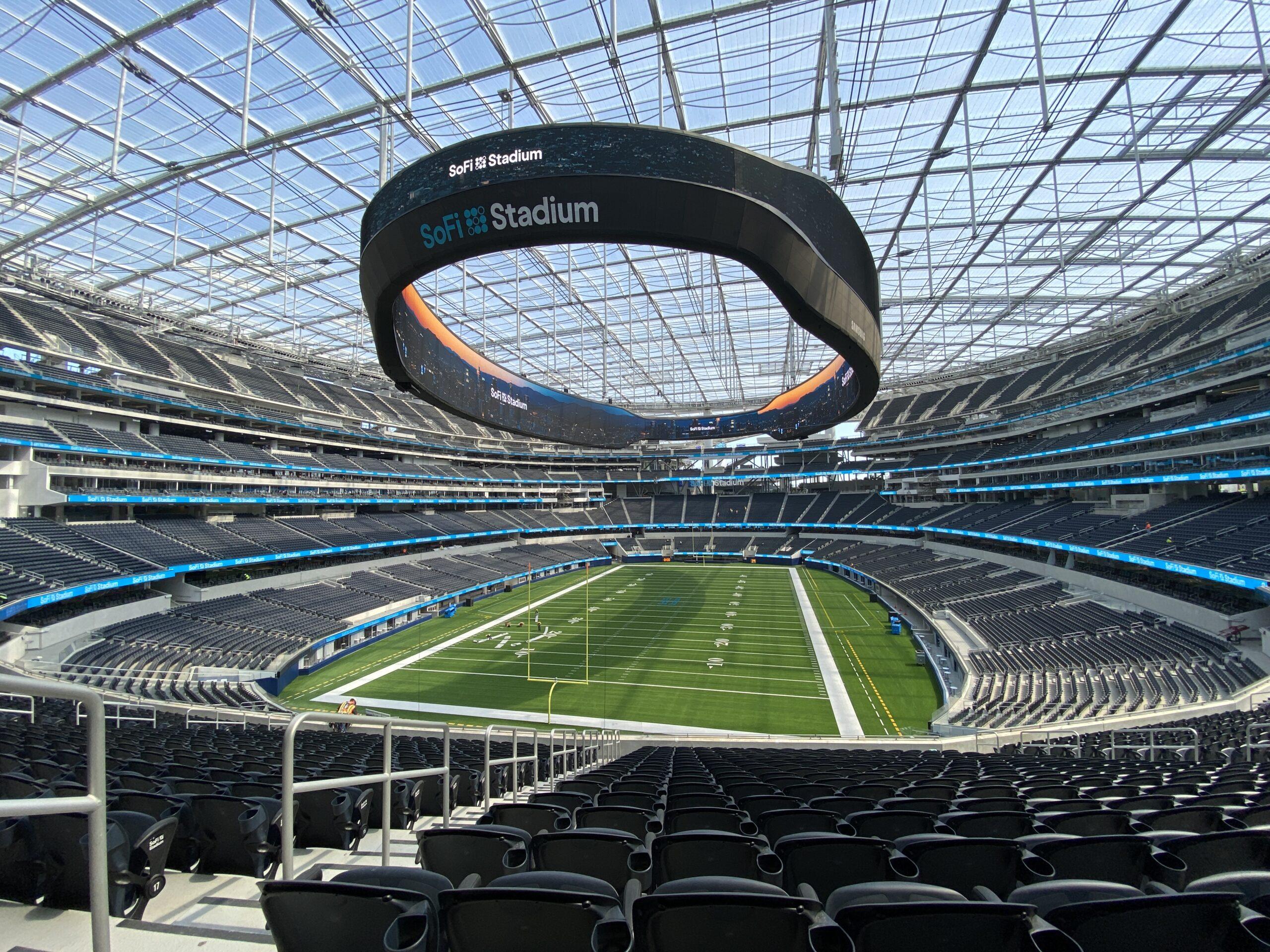 SoFi Stadium Videoboard 2