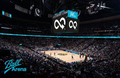 Home of Nuggets, Avalanche Becomes Ball Arena