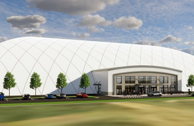 Dome Sports Complex Approved in Connecticut
