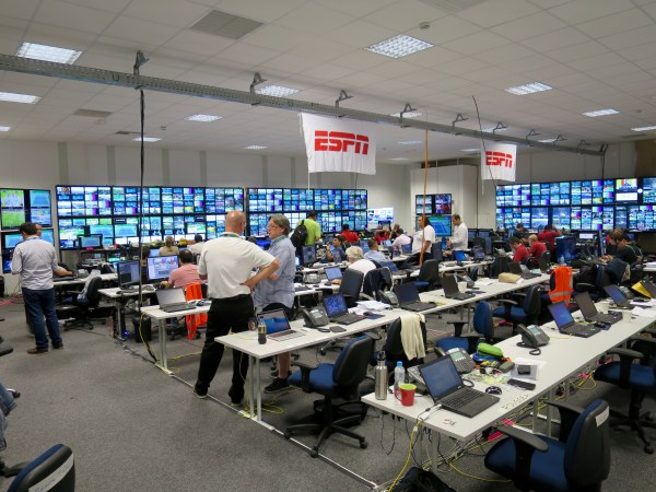 Live From Rio 2016: ESPN's IBC Facility Brings Nations ...