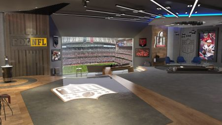Inside the virtual suite experience created by LiveLIke for Fox's Super Bowl LI coverage.