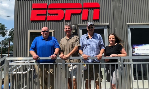 Live From the US Open: ESPN Operation Is Bigger Than Ever ...