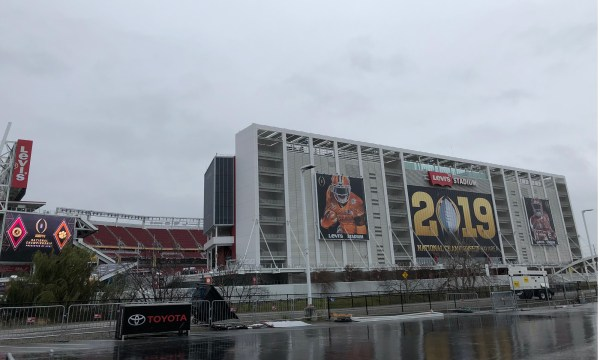 Live from the 2019 CFP National Championship: ESPN's ...