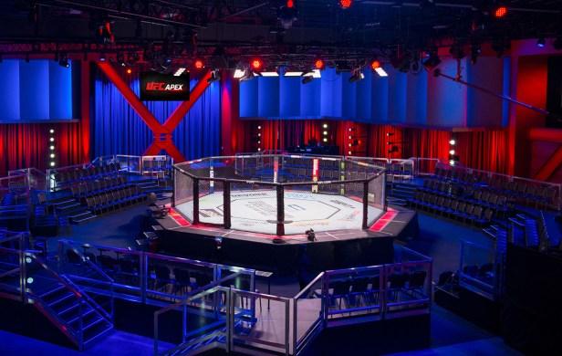 UFC, BeckTV Resume Integration of UFC Apex Broadcast-Operations ...