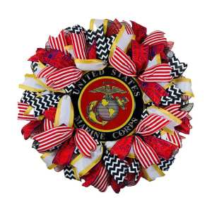 Marine Corps Wreath
