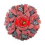 Louisville Cardinals Wreath