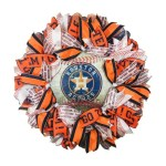 Houston Astros Wreath