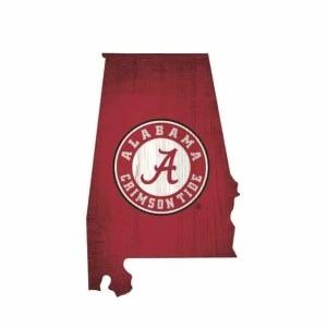 Alabama State Sign