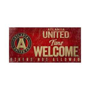 Atlanta United Sign