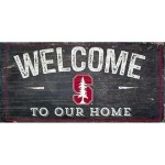 Stanford Welcome Sign