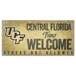 UCF Central Florida Welcome Sign