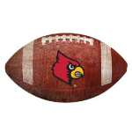 Louisville Cardinals Football Sign