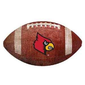 Louisville Cardinals Football Sign