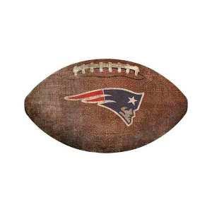 New England Patriots Football Sign