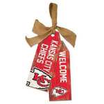 KC Chiefs Tag Sign